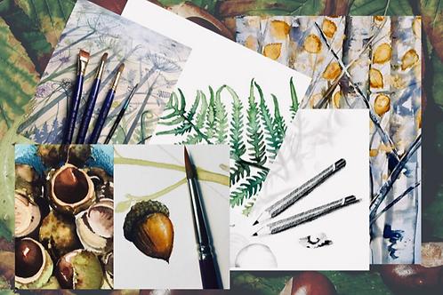 'All About Autumn' Watercolour Workshop