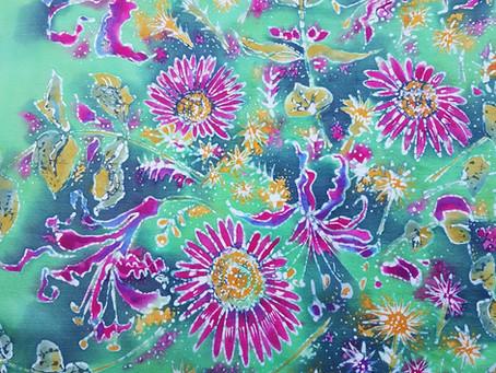 BAW21   Jacky Innes, Contemporary Batik & Textiles