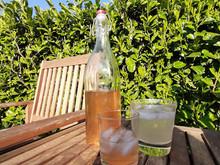 Our Simple Rhubarb Gin Recipe