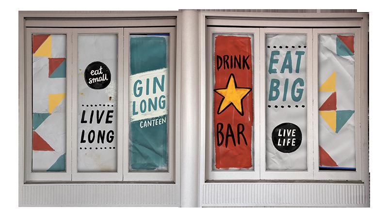 Gin Long Canteen