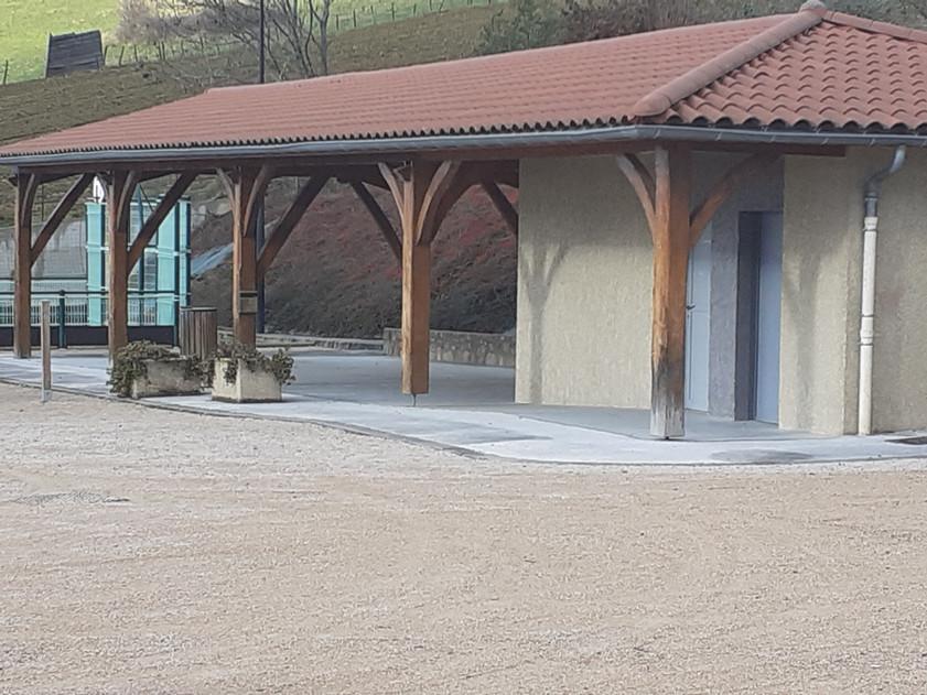 halle municipale Souzy
