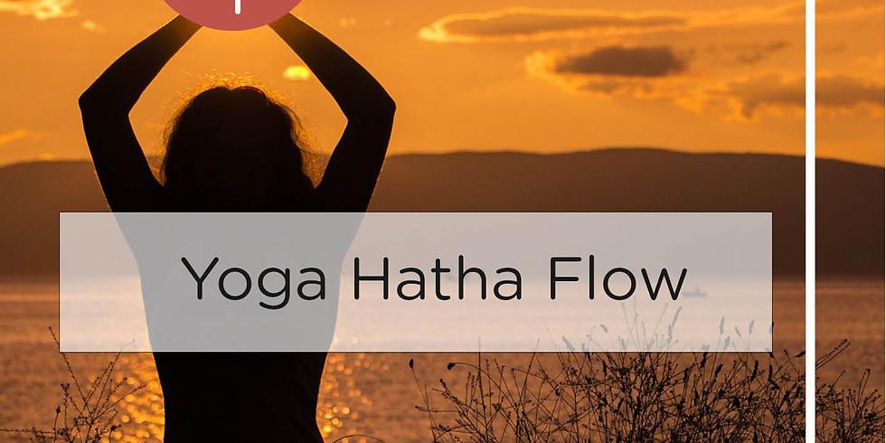 Découvert du Hatha Yoga