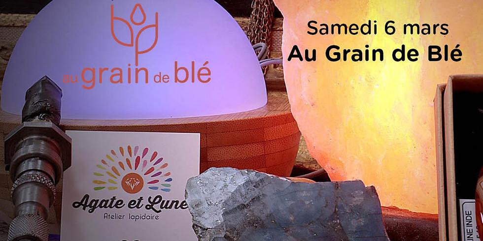 Venez rencontrer Céline Lapidaire !