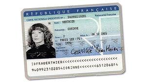 Faire sa carte d'identité démarches