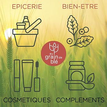 Au Grain de Blé Saint-Etienne