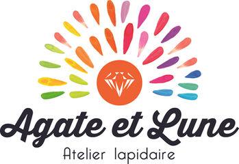 Logo Agate et Lune