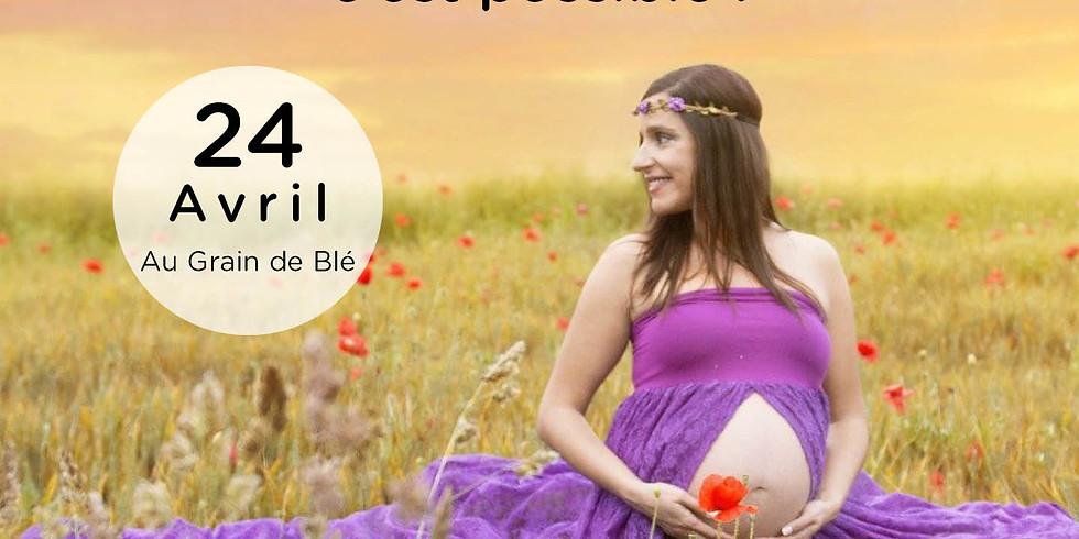 La phytothérapie pendant la grossesse c'est possible !