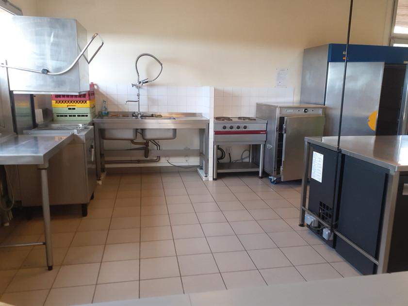 cuisine salle polyvalente Souzy