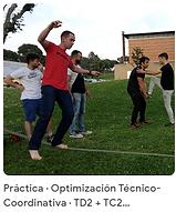 26 pract optim tecn coordinativa TC2 TD2