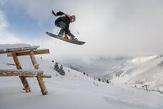 PEXELS FREE Snowboarding jump action-clo