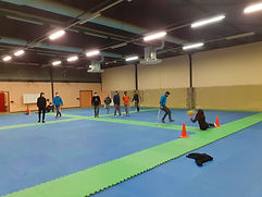 Senderismo Extensivo Unified Sports prac