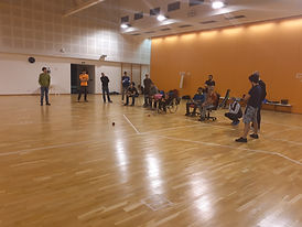 2 Classes 4 Boccia amb esportistes selec