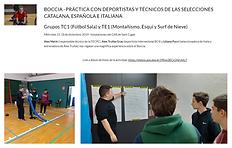 2 Classes 4 001 practicas Boccia TC1 TE1