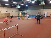 practica Fuerz Halterofilia con coach Lu
