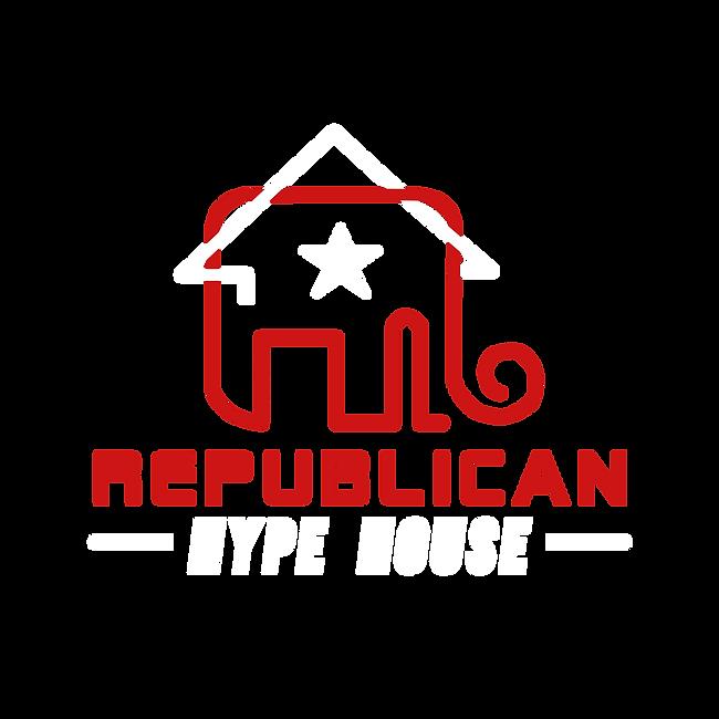 Republican Hype House - White Icon – 5.p