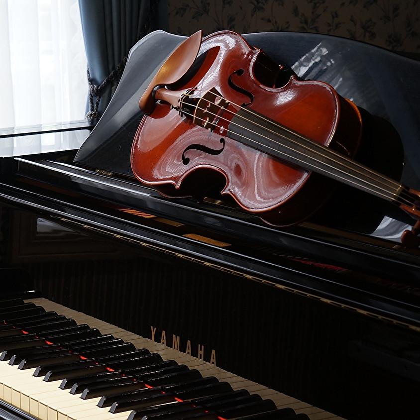 Le Duo avec Paul Mayes ( violon)