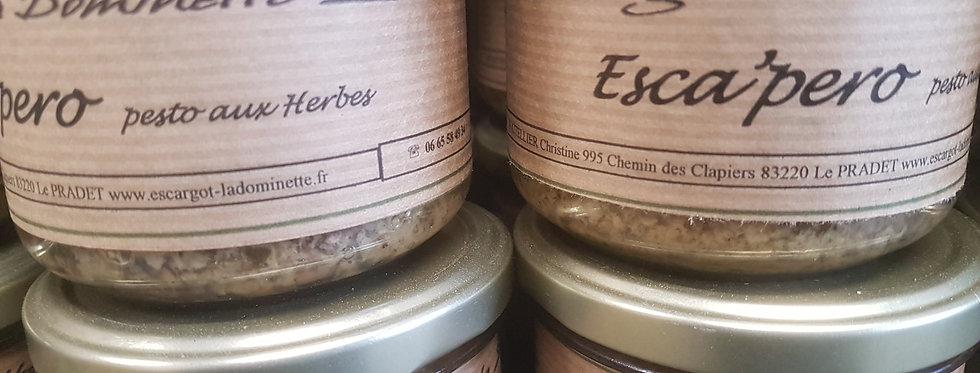 """Esca'péro """"escargots salade"""""""