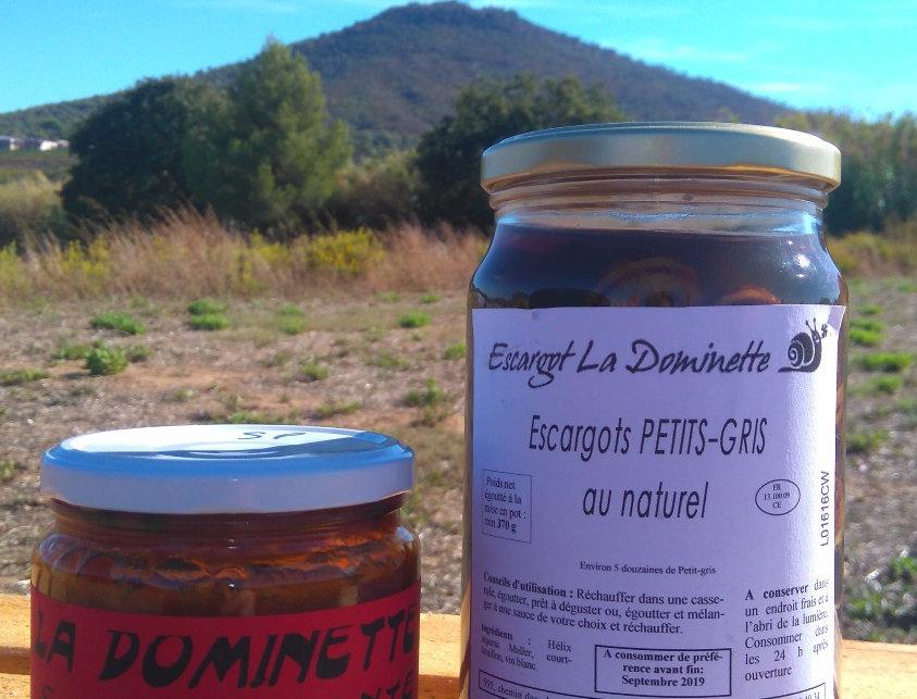 Sauce Sucarelle 445 ml et Petit Gris au Naturel 850 ml