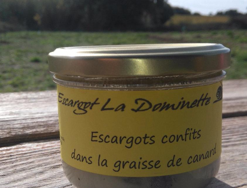 Confit d 'Escargots 11€80 260ml