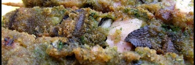 2 Brochettes d'Escargots