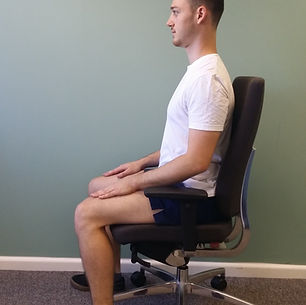 Sittng Position deep tissue, sport and remedial massage therapy Bristol