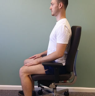 Desk Worker Exercises deep tissue, sport and remedial massage therapy Bristol