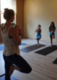 Kim Denham Tampa Bay Westchase Yoga