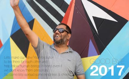 Adnan Safee's Resolution for 2018