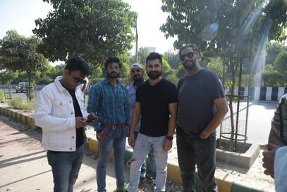 Adnan Safee, Nine Angle Productions with RJ Naved & Sajid