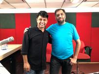Adnan Safee producer at Nine Angle Production with RJ Naved, Radio Mirchi