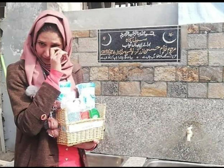 This Srinagar woman launches initiative to provide free sanitary kits to the poor
