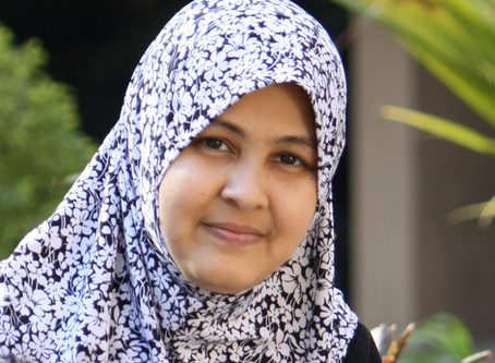 Sadia Adnan, is today calling for people with a keen interest in making a positive contribution.