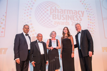 Assistant Award with Reid's Pharmacy