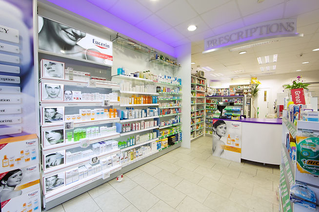 Reid's Pharmacy, Edmonton, North London Travel Clinic