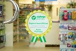 Terry Reid Pharmacy Edmonton, North London Travel Clinic, Reid's Pharmacy Edmonton, Alphega Pharmacy Award