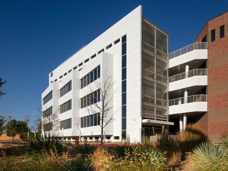 LEED Platinum for CNM's Max Salazar Building