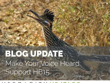 Make Your Voice Heard: Support HB15