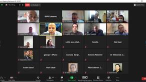 E+Slem project presented in webinar in Lebanon