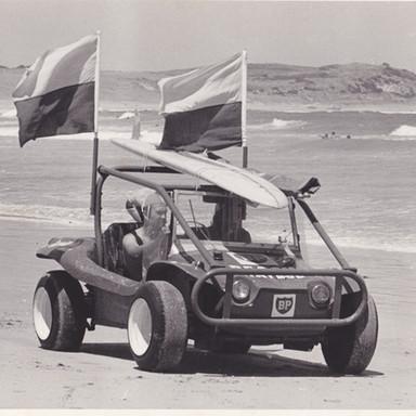 WSLSC First Beach Buggie 1980