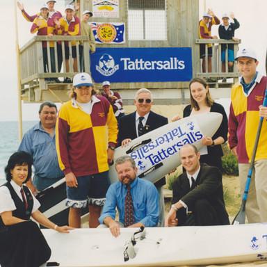 Tattersalls Sponsorship 1999