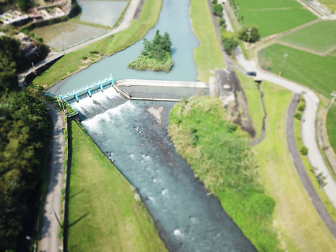 Turbulent hydroelectric power plant.png
