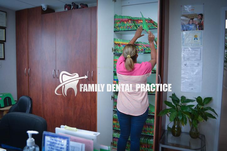 customer service dental practice stamfor