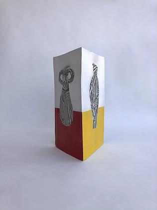 Vase in a Vase- 3 sided