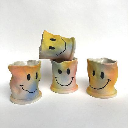 Smiley Smoosh Cup