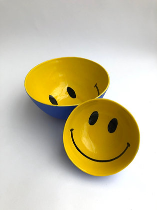 Classic Smiley Bowl