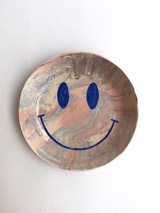 Pastel Marbled Smiley