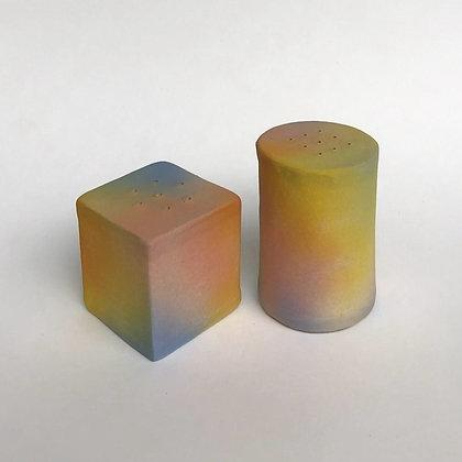 Rainbow Salt & Pepper Set