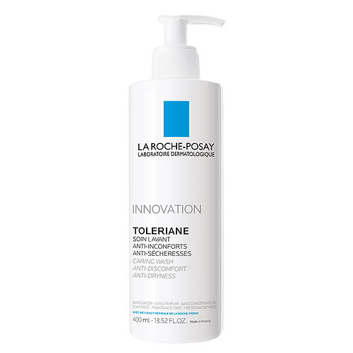 La Roche Posay Toleriane Caring Wash Temizleyici Jel 400Ml