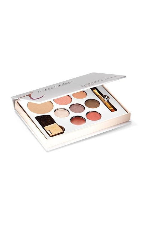 Jane Iredale Çok Amaçlı Kit - Color Sample Kit Medium Dark