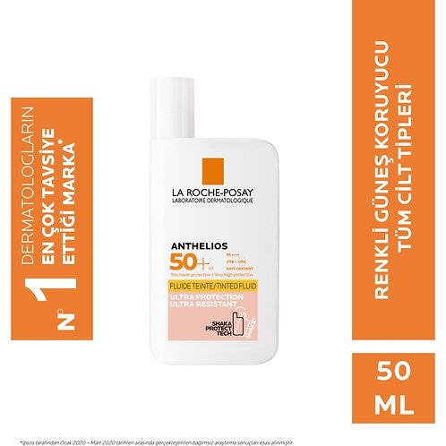 La Roche Posay Anthelios Shaka Tinted Fluid SPF50+ 50 ml